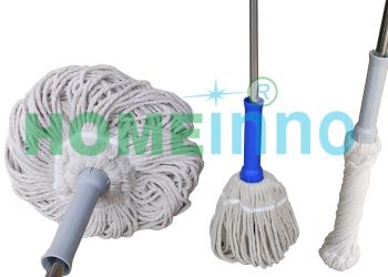 Cây Lau Vắt Tự Hãm Tròn Cotton - Homeinno