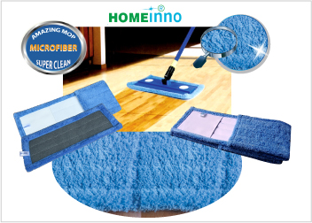 Tấm lau siêu sạch Microfiber